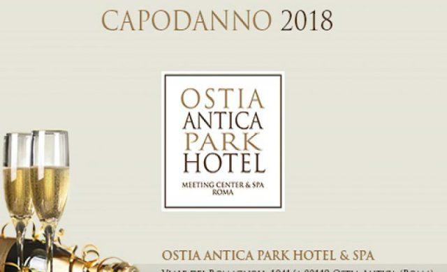 Capodanno Ostia Antica Park Hotel 2018