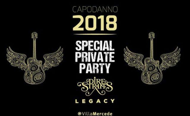Capodanno Villa Mercede Frascati 2018
