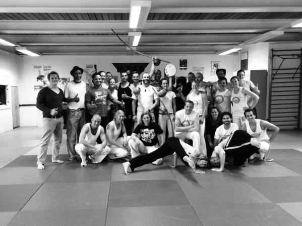 Capoeira Hamburg - Grupo UNICAR