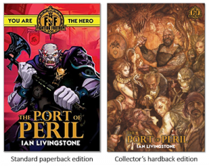 Port of Peril two editions