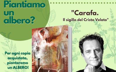 """""""Carafa"""", il nuovo romanzo di Alfredo De Giovanni da oggi in libreria"""