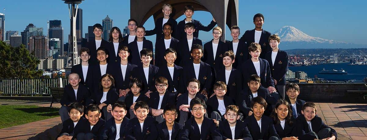 Cappella Romana Presents: The Northwest Boychoir