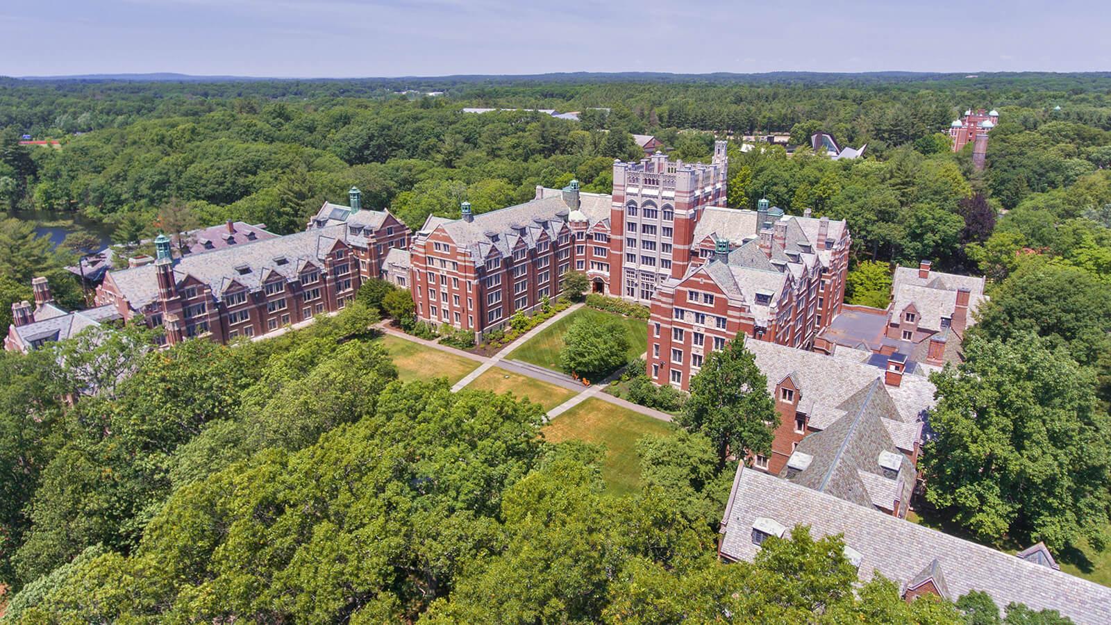 Wellesley College | Cappex