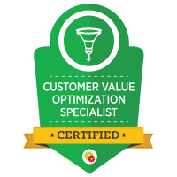 customer value optimization certified