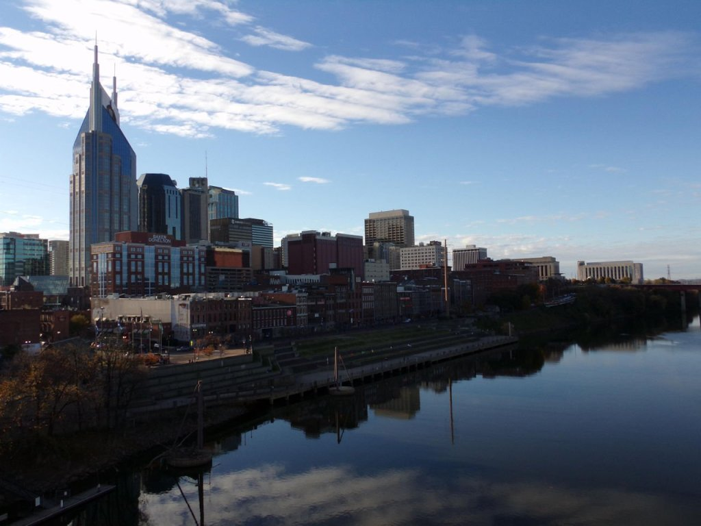WordCamp US 2017 is in Nashville, Tennessee,