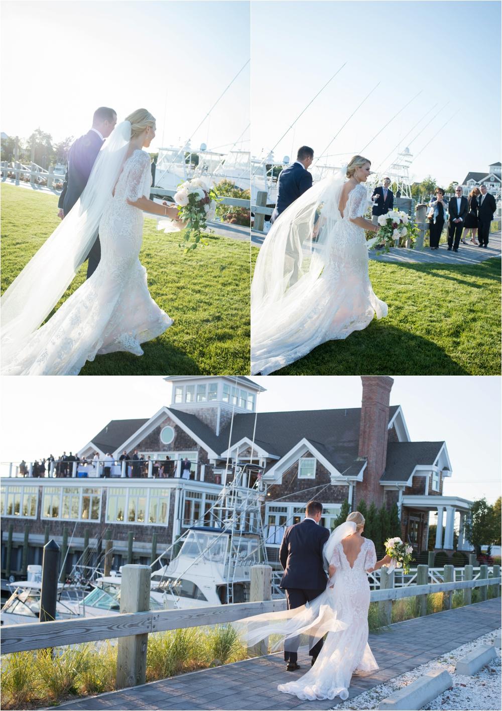 Peconic Bay Yacht Club Fairy Tale Wedding Southold NY