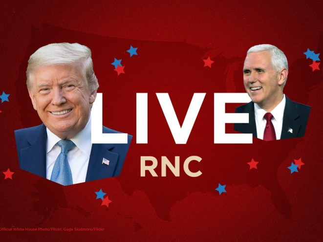 Republican National Convention Live Coverage: Thursday, Aug. 27 - capradio.org