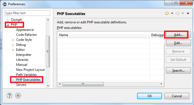 PHP_Executables