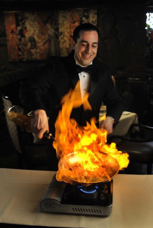 The Magic of the Flambé