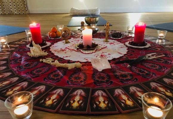Cercle des Roses – Le Bouscat – Yoga Féminin