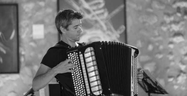 Bruno Maurice, Accordéoniste