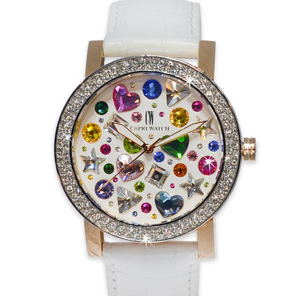 Risultati immagini per orologio swarovski capri watch