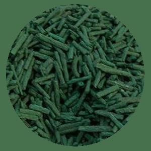 Cap spiruline produit des paillettes de façon artisanale