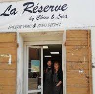 La réserve by chico et loca