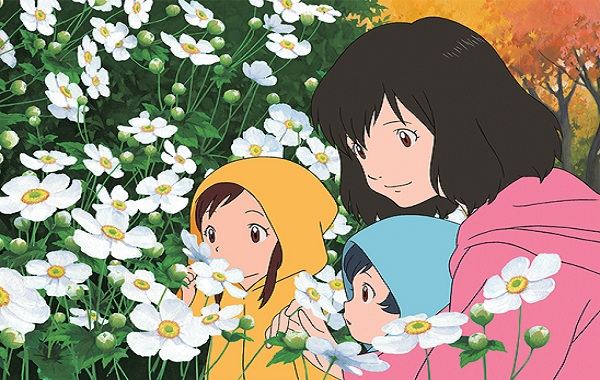 Celebrate Mother's Day with Funimation and Wolf Children ...