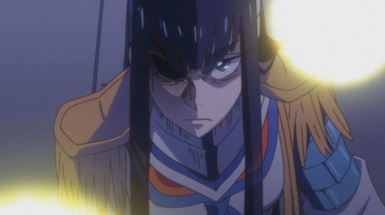 Image result for satsuki kiryuin scene