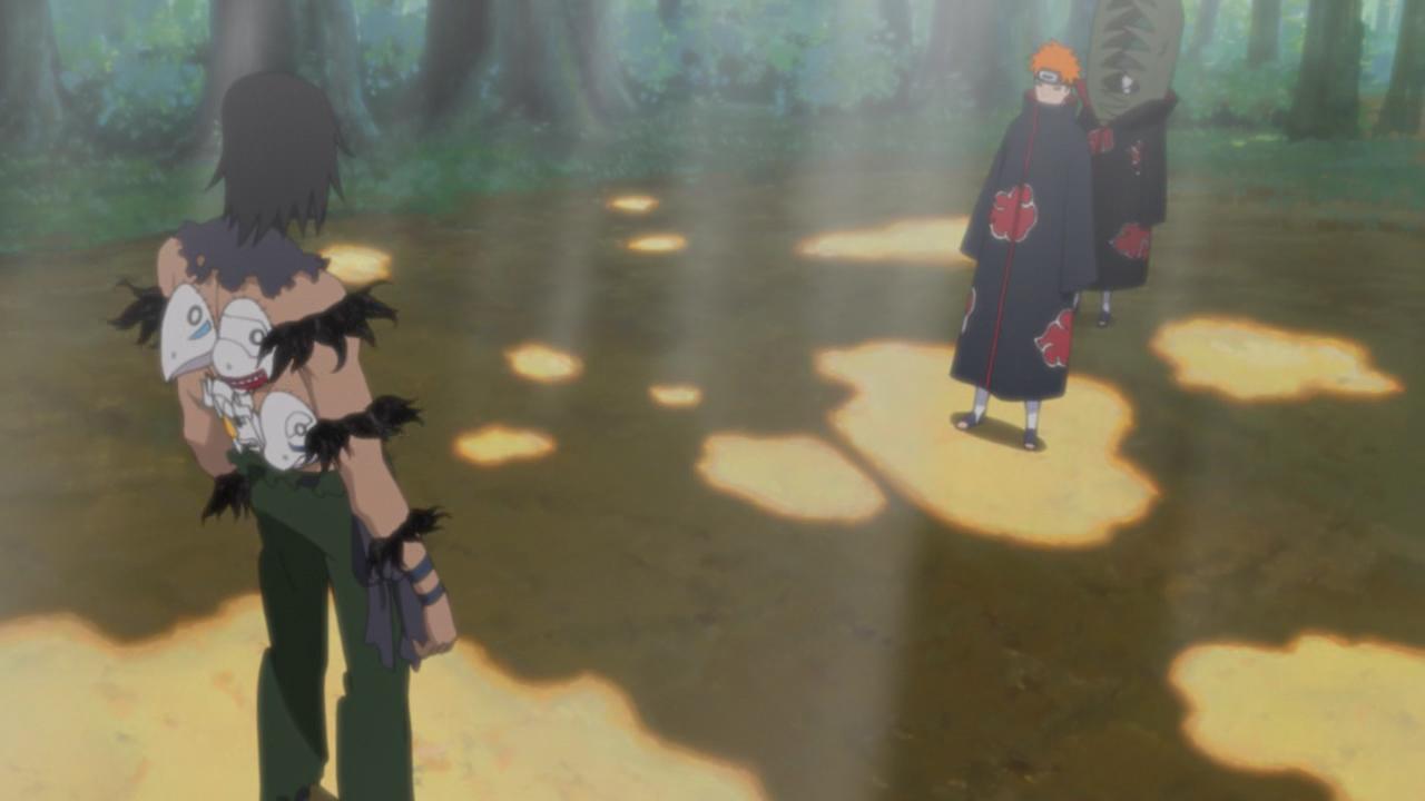 Naruto Ultimate Ninja Storm Revolution Akatsuki Art Assets