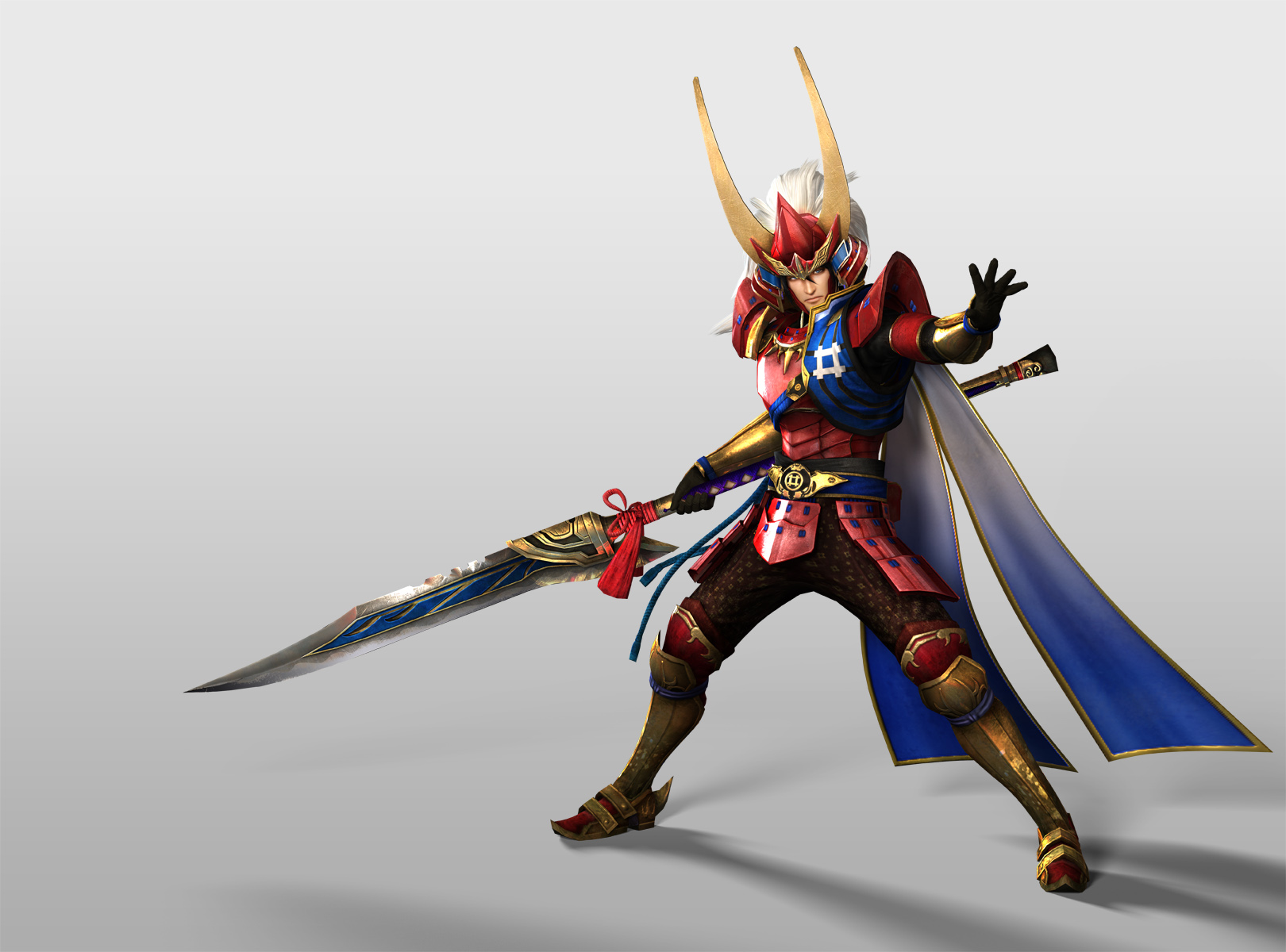 Samurai Warriors 4 II Character Art 1 Capsule Computers