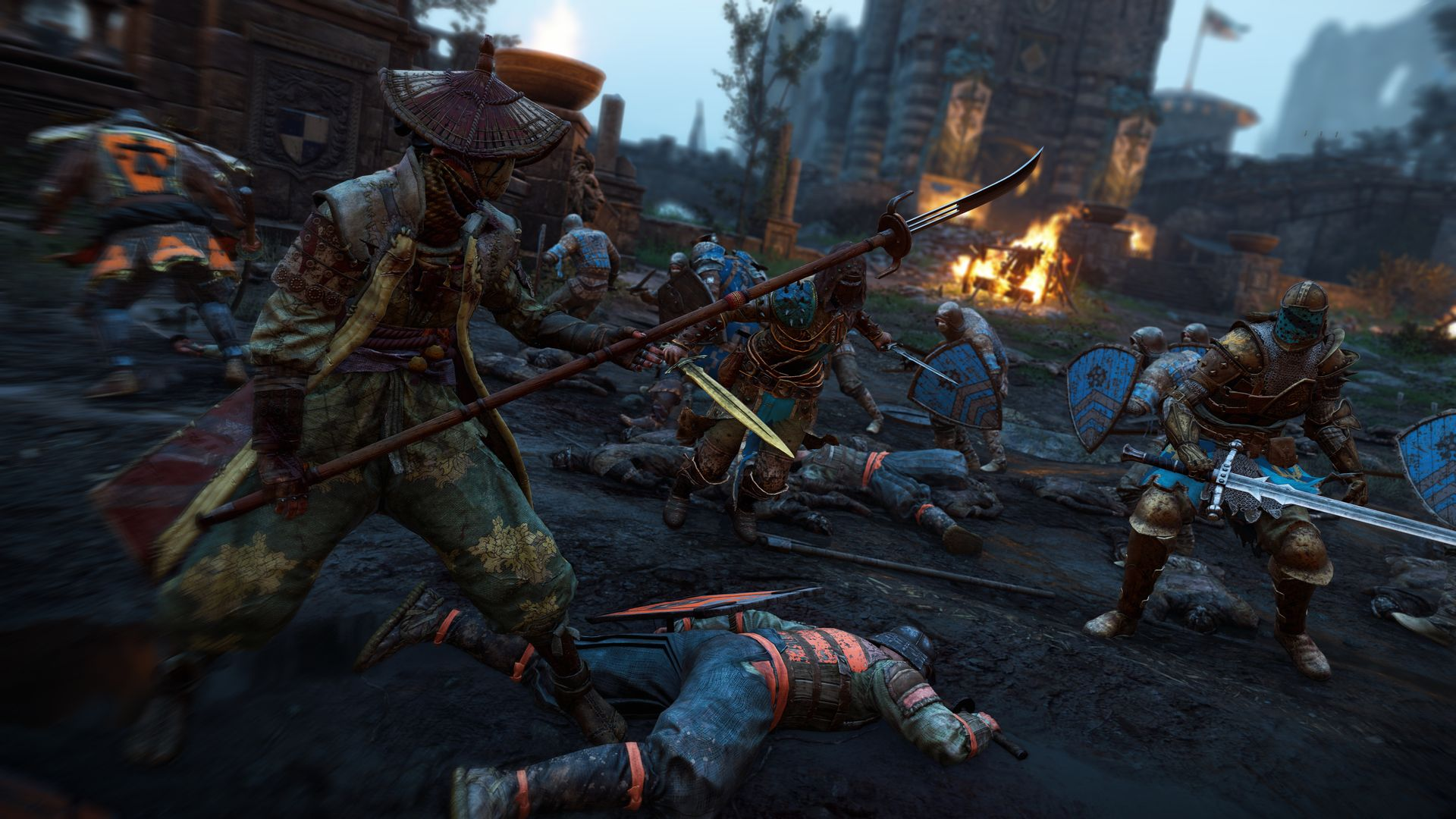 For Honor Review Capsule Computers