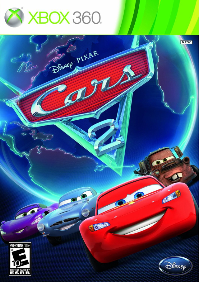Cars 2 Cover Capsule Computers