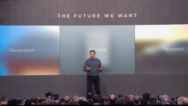 Elon Musk Solar Dachziegel erneuerbare Energie