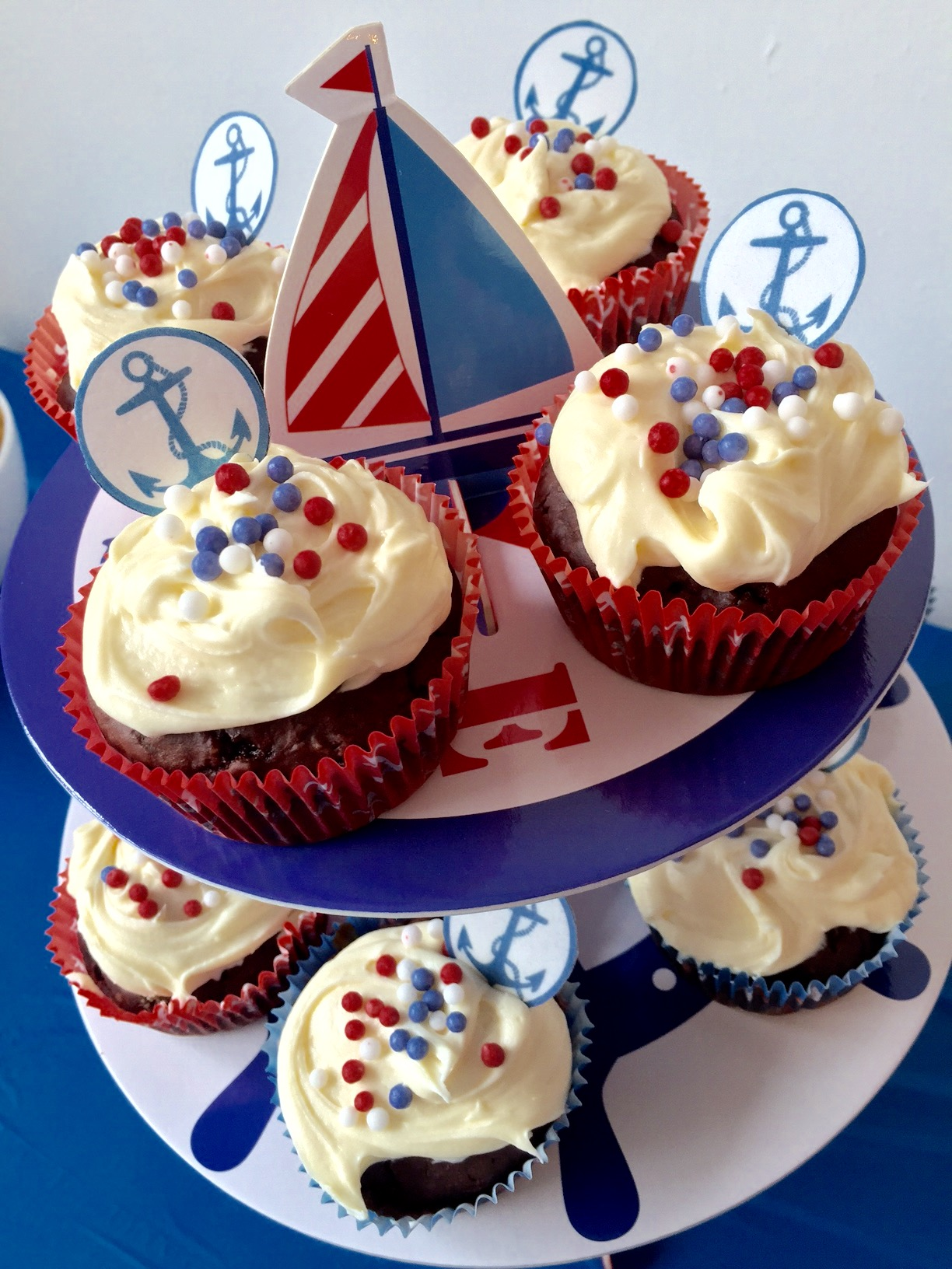 Nautical Birthday Party Ideas For Children Captain Bobcat