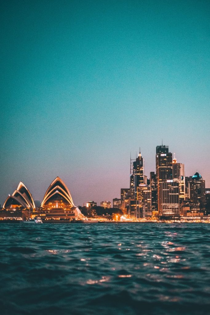 Sydney Photo by Sam Wermut on Unsplash