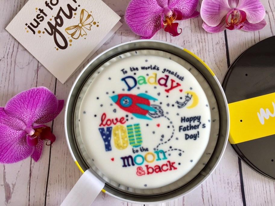 letterbox cake