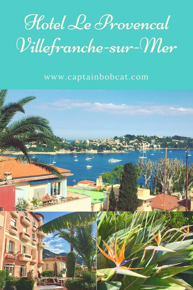 Hotel Le Provencal Villefranche Sur Mer Review
