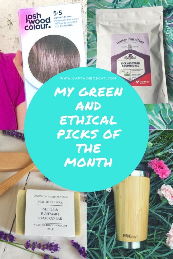 green and ethical picks july