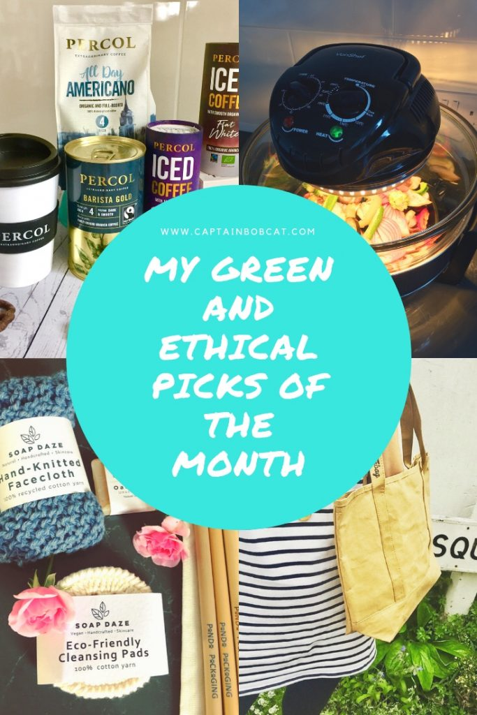My Ethical and green picks for September