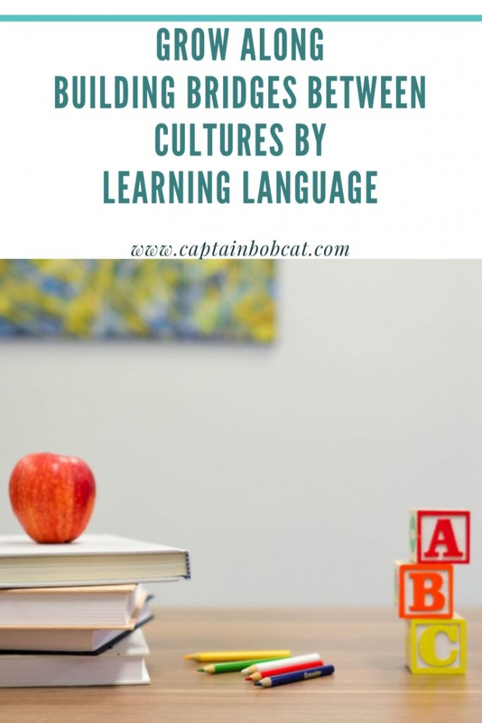 Grow Along - Building Bridges Between Cultures By Learning Language