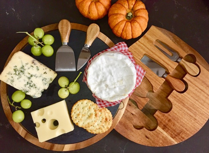 VonShef cheese board