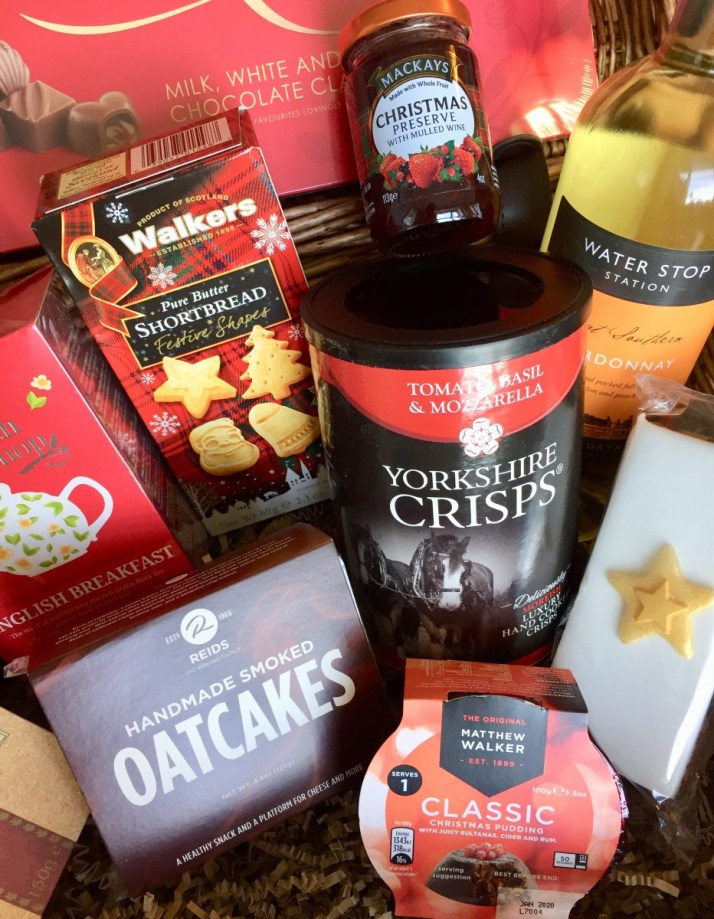 Christmas Hamper from Prestige Hampers Review and Giveaway