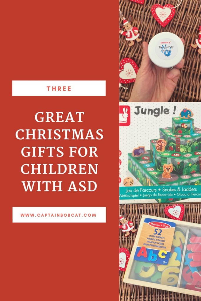 3 Great Christmas Gifts For Children With ASD From TigerParrot