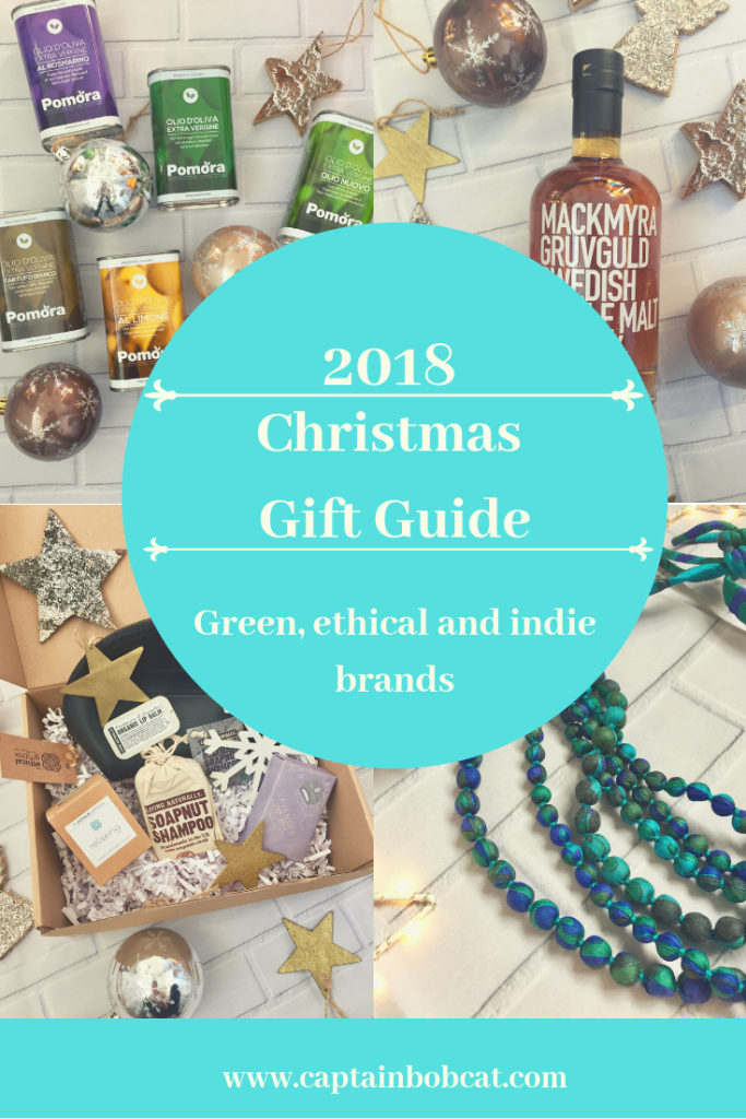 The Green Christmas Gift Guide: Eco-friendly, Ethical and Indie Brands