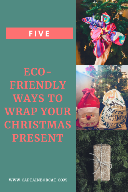 5 Eco-friendly Ways to Wrap Your Christmas Presents