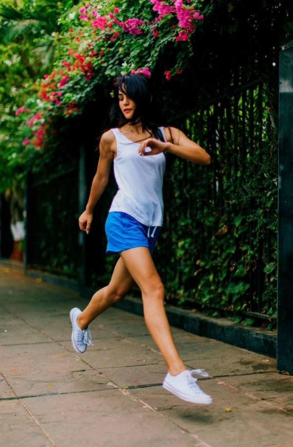 sport healthy women