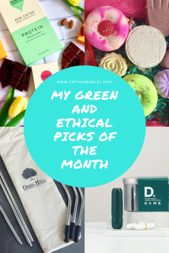 My Ethical And Green Picks Of The Month: February