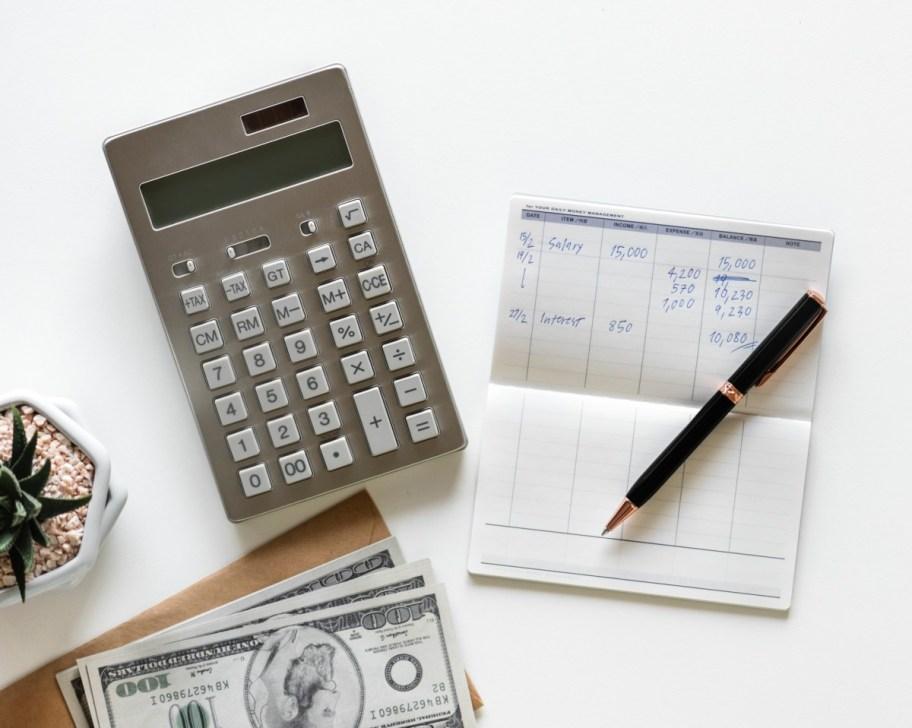 calculator finacne