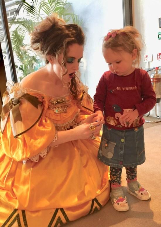 Family Sundays at the Royal Opera House: Wonder Woman