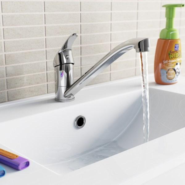 tap bathroom bath sink