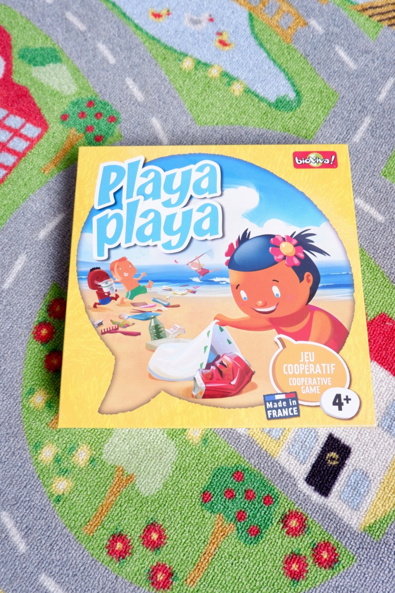 playa playa board game