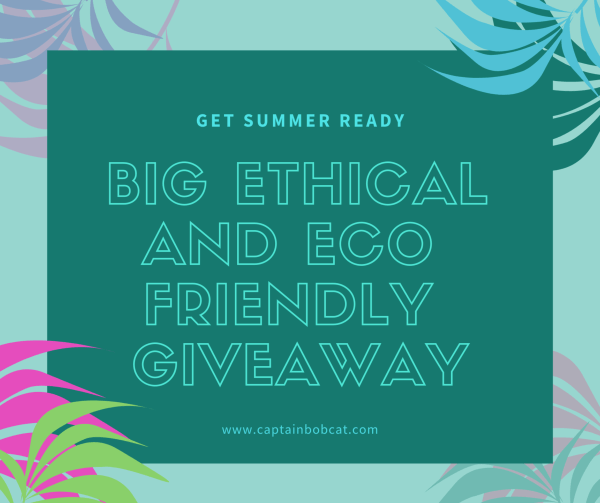 giveaway green and ethical