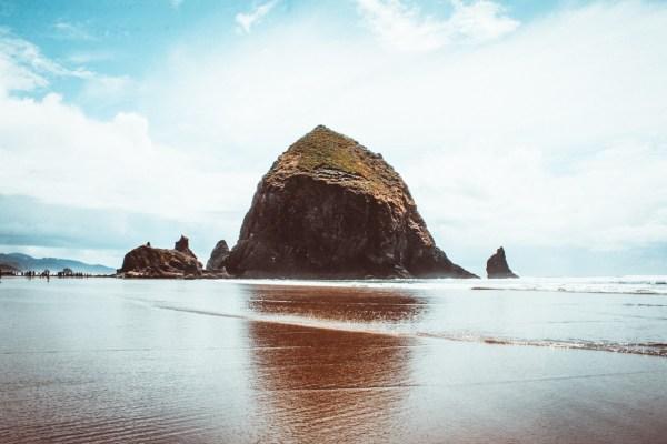 oregon coast rock