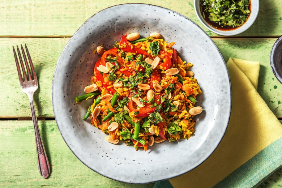 Asian Jewelled Rice