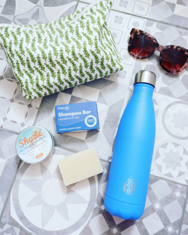 plastic free travel products