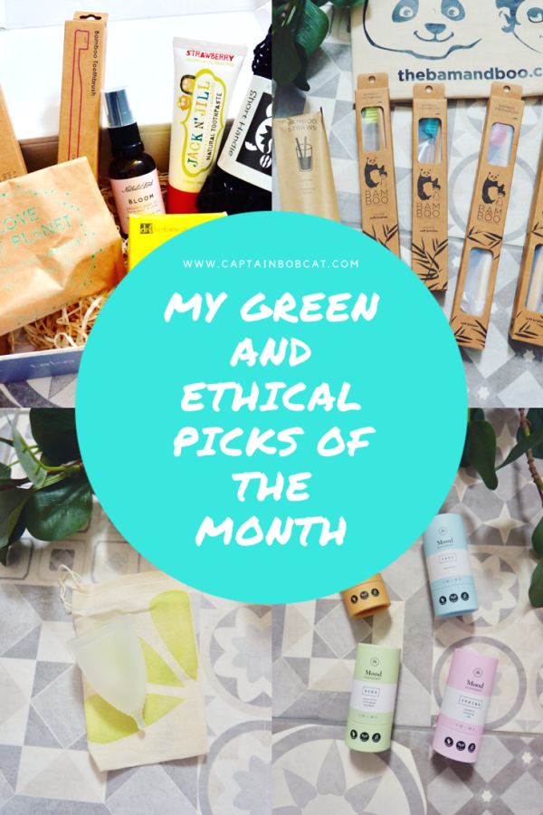My Ethical And Green Picks Of The Month: September