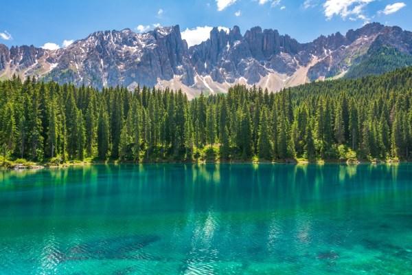 italy mountains