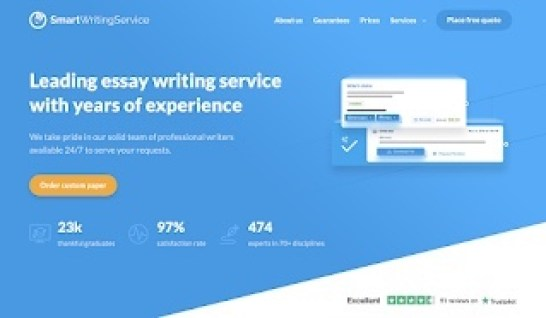 SmartWritingService Review: How to Use This Professional Paper Writing Service